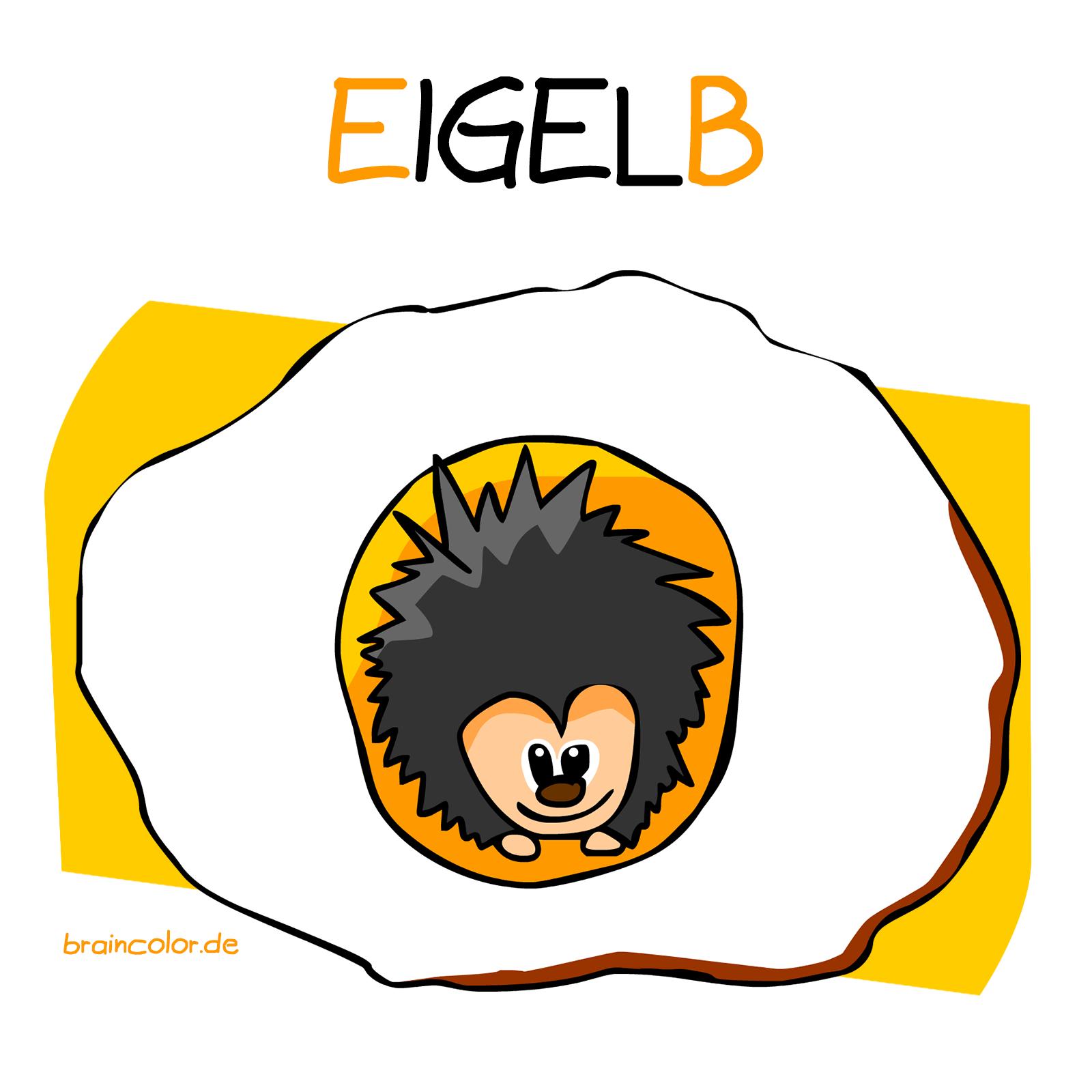 Eigelb-Igel