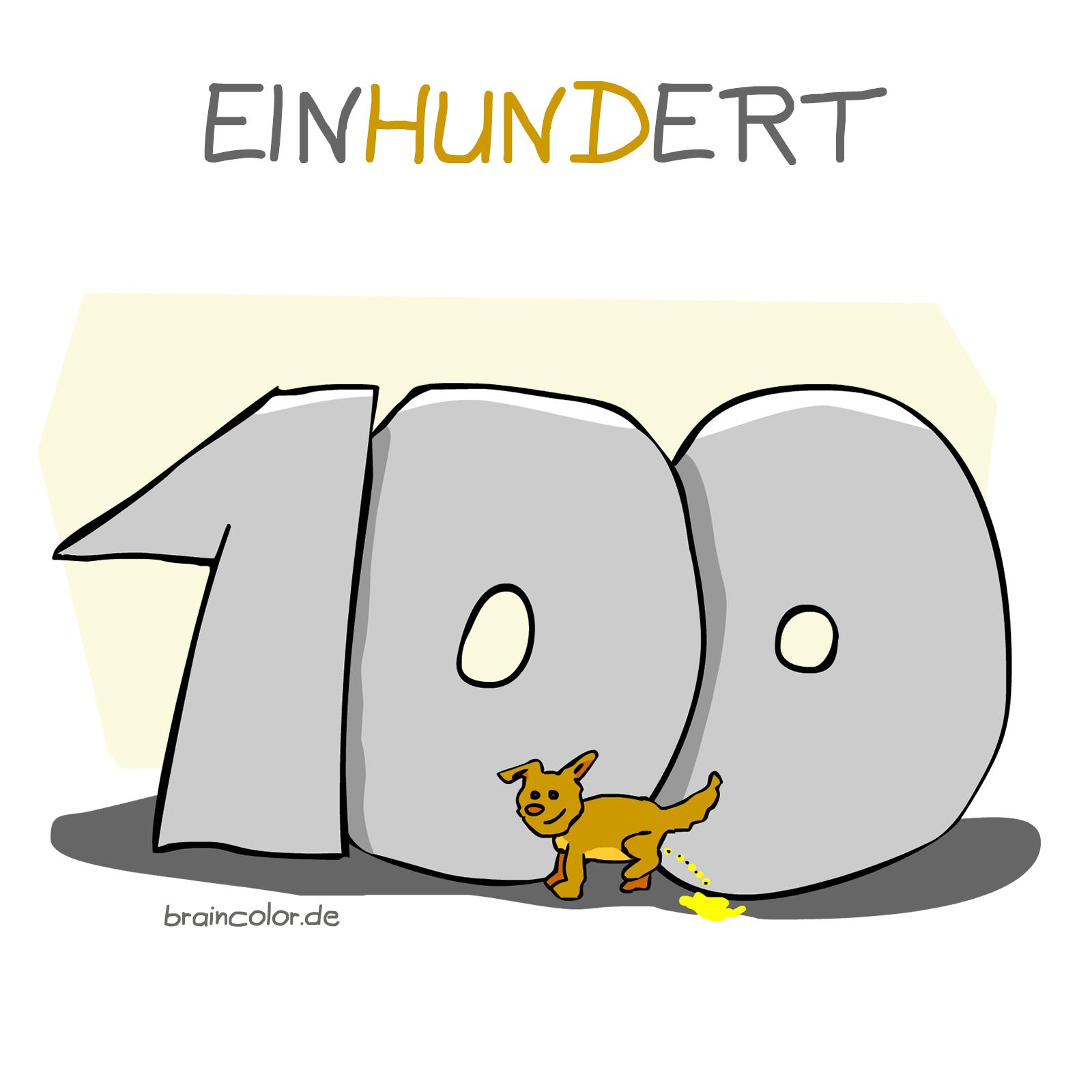 Einhundert