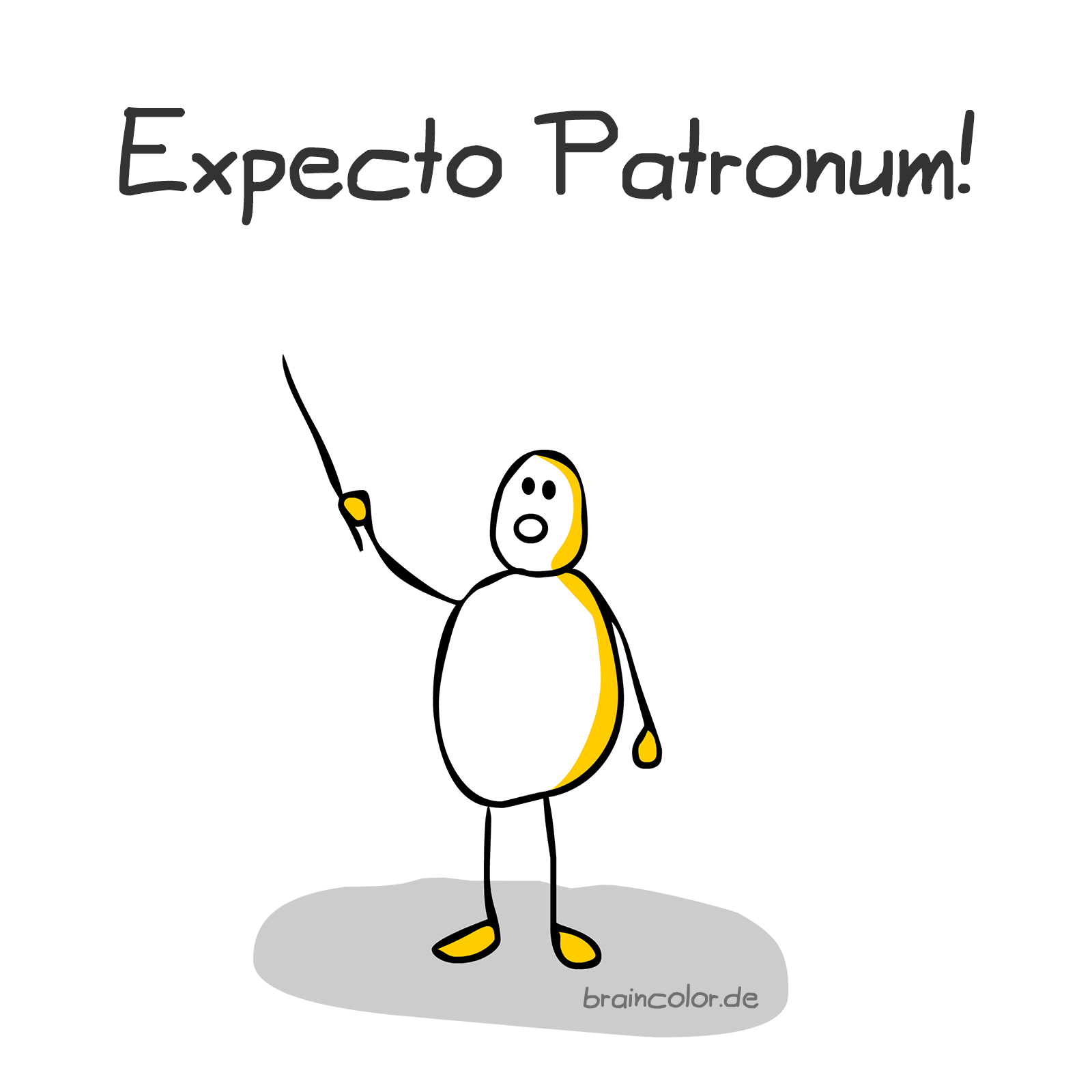 Expecto Patronum