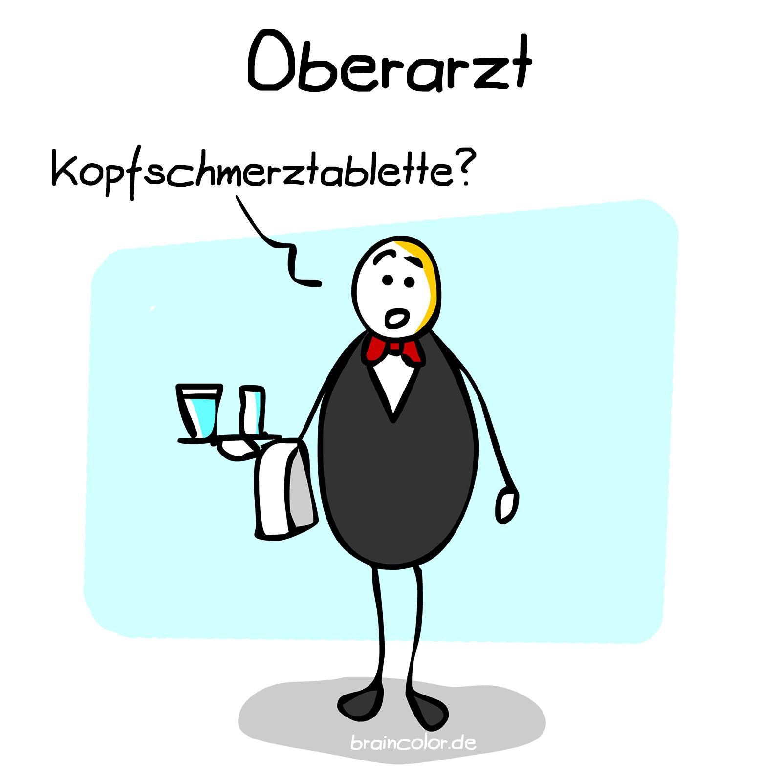 Oberarzt