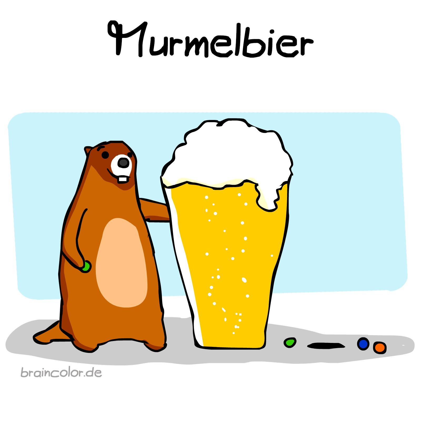 murmeltier