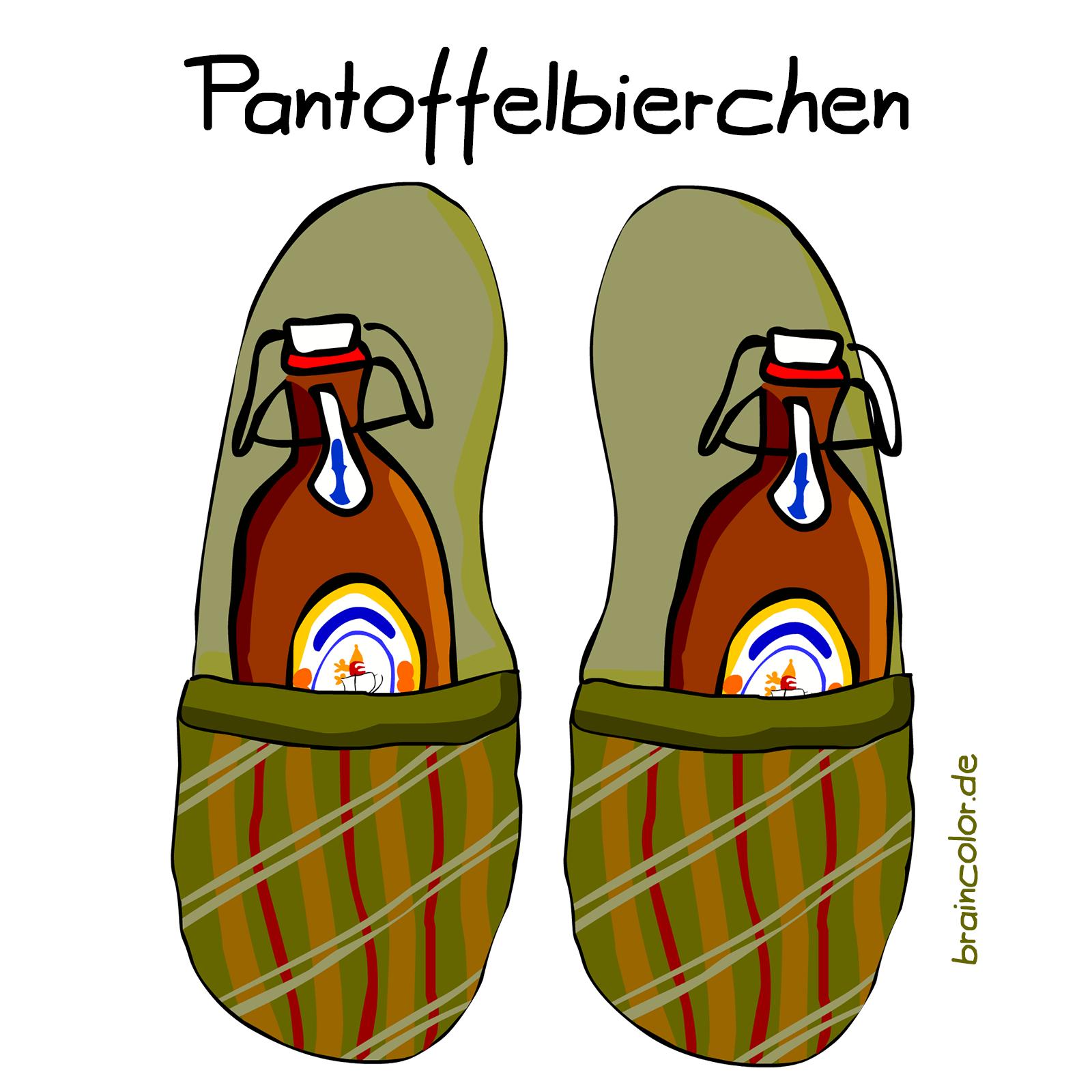 pantoffelbierchen