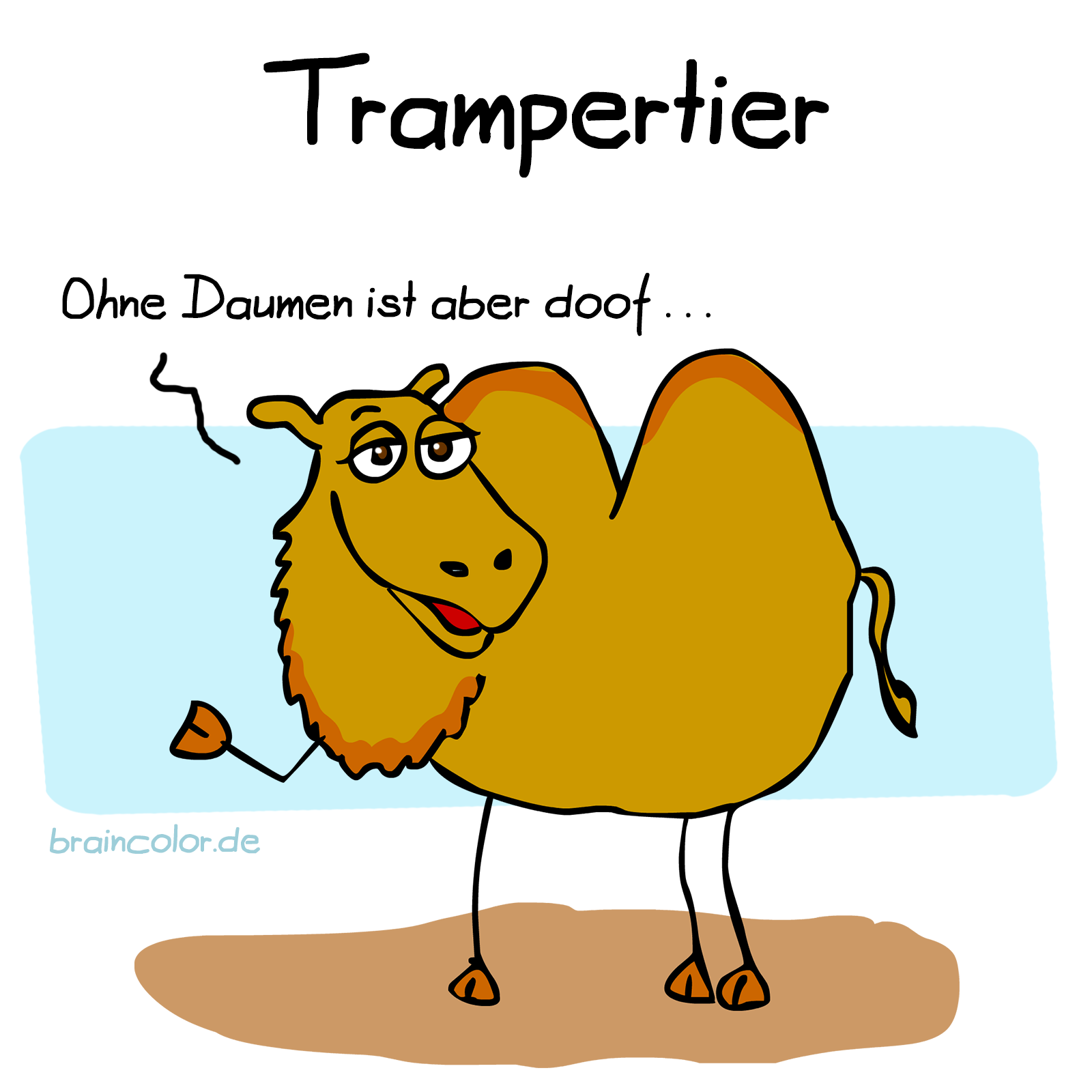 trampeltier