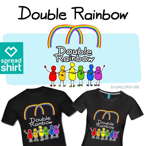 Double Rainbow LGBT