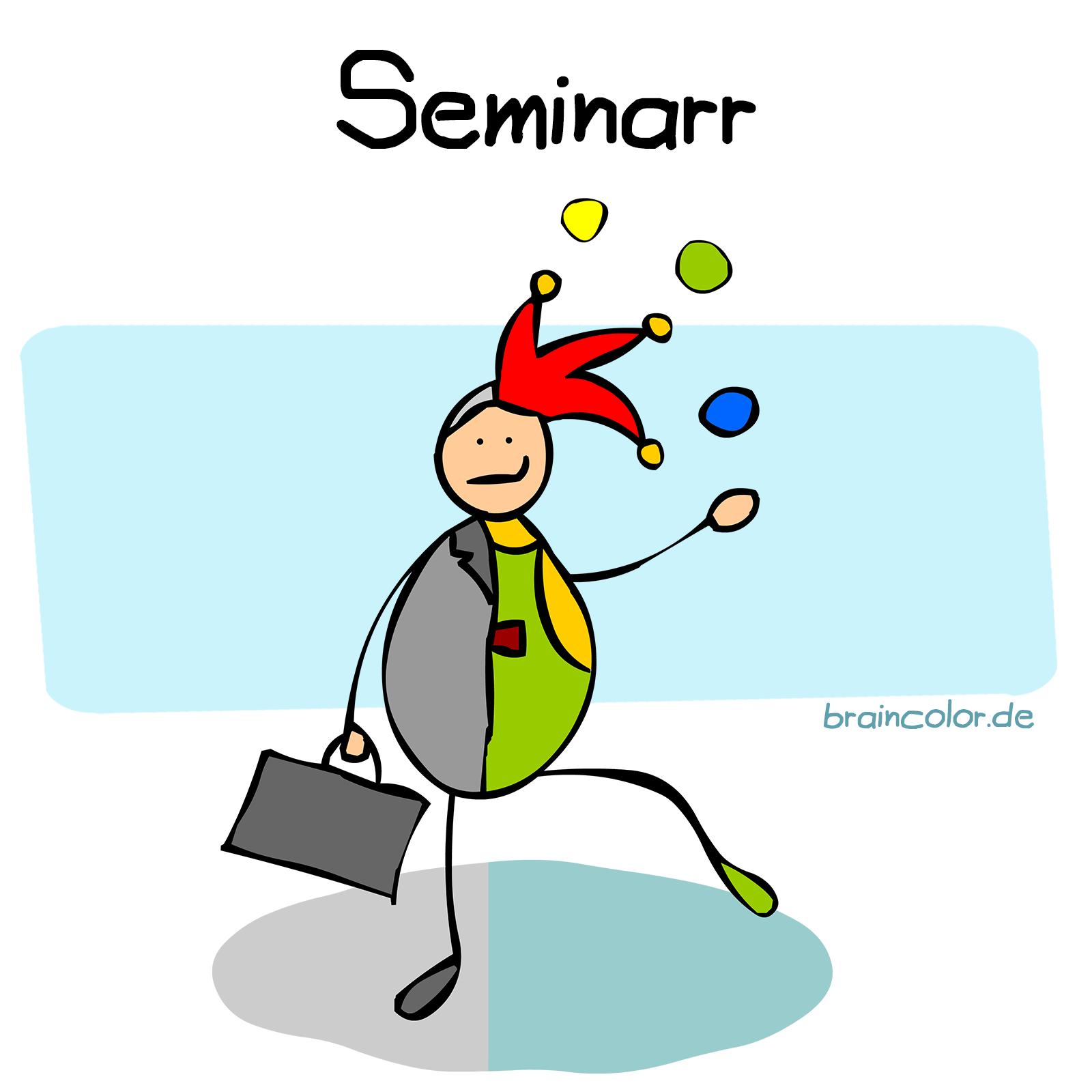seminar narr #einbuchstabedaneben