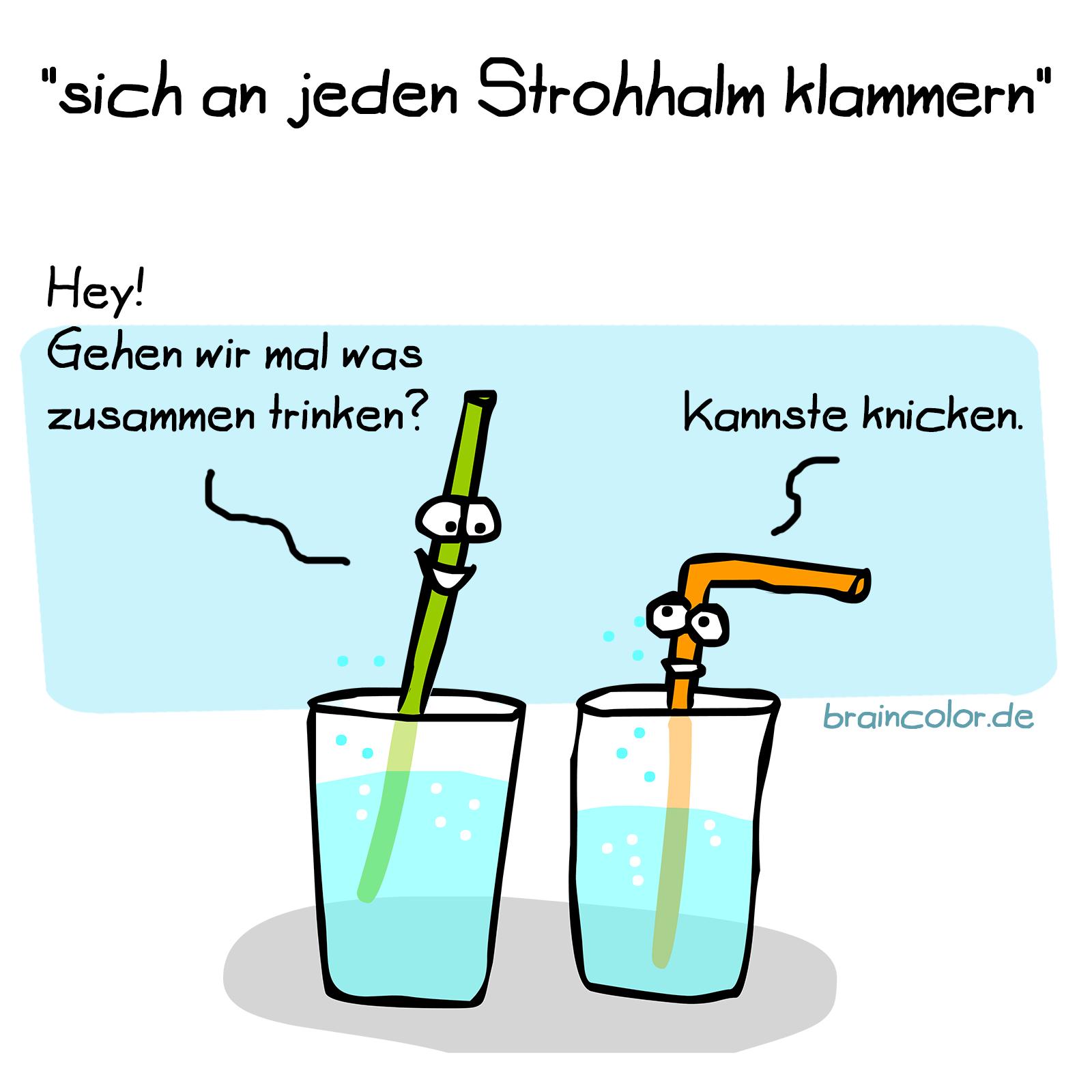 Strohhalm