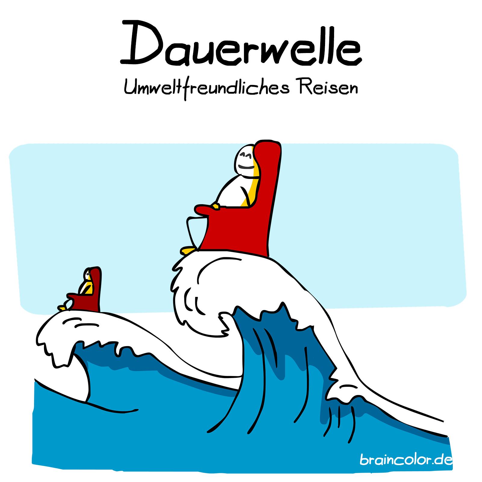 dauerwelle
