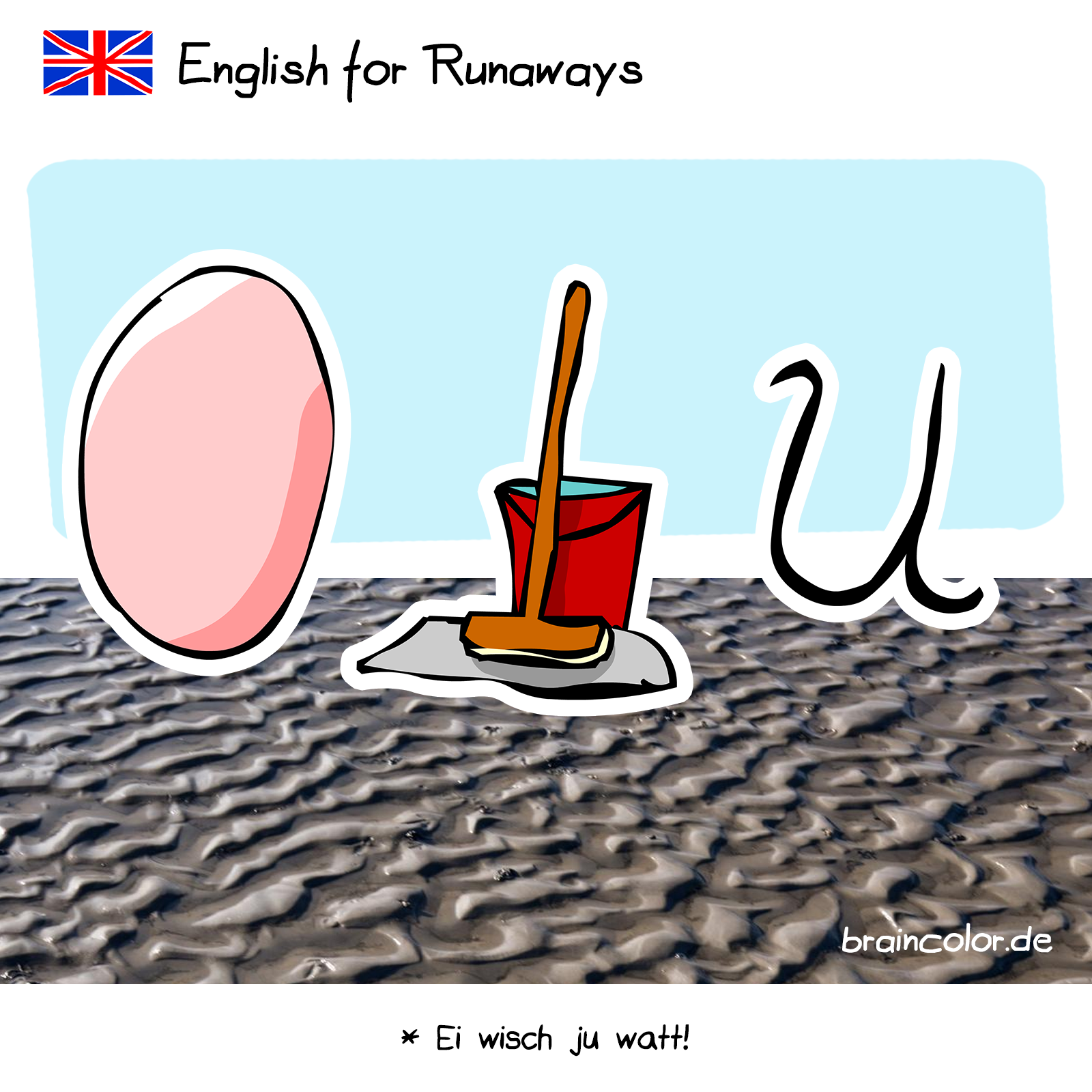 English for Runaways