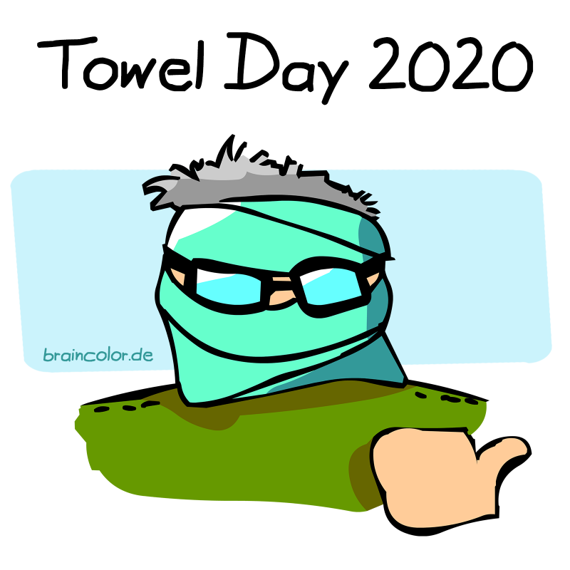 Towel Day 2020