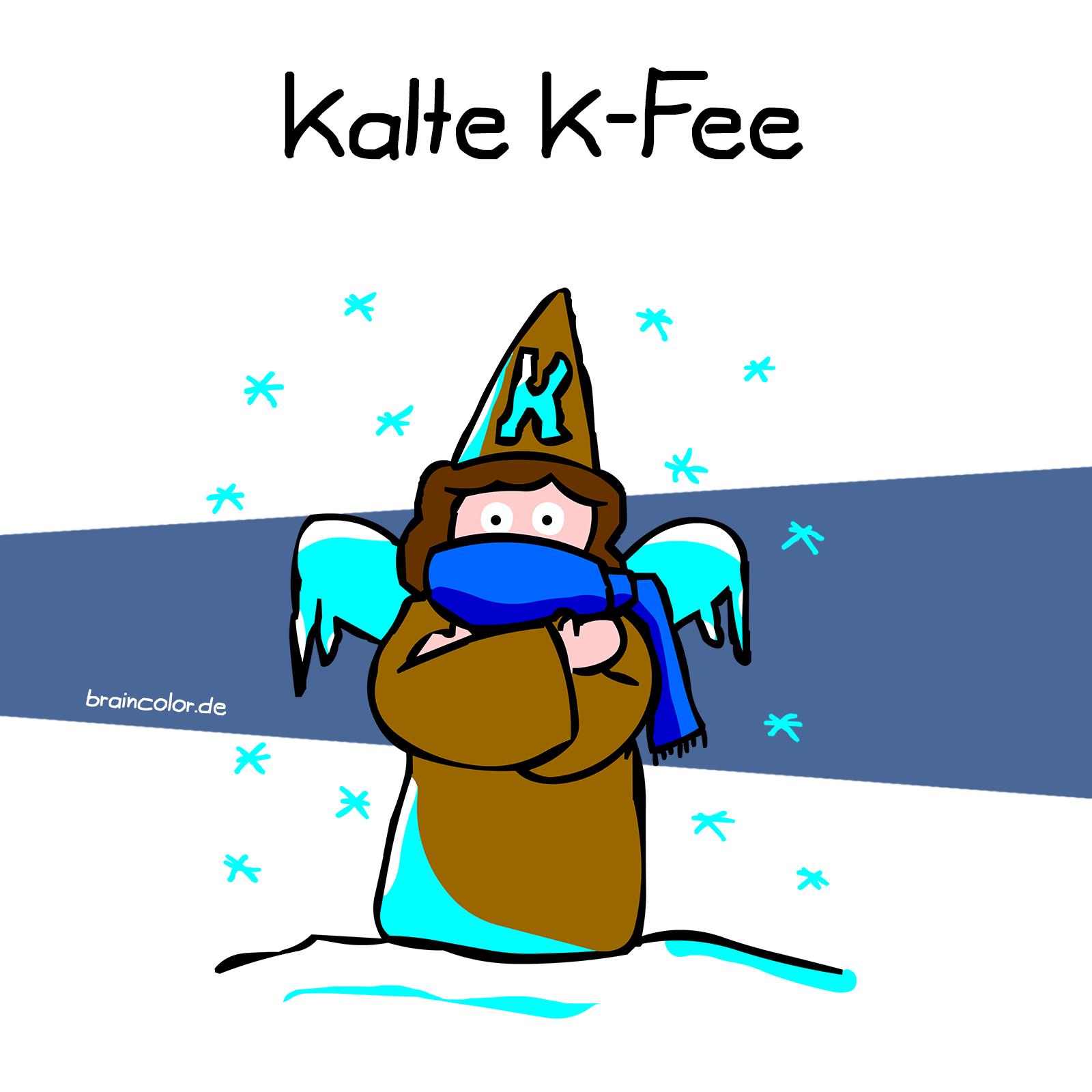 Kalte K-Fee
